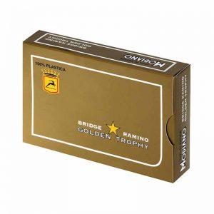 Карти Golden Trophy Ramino 100% пластик