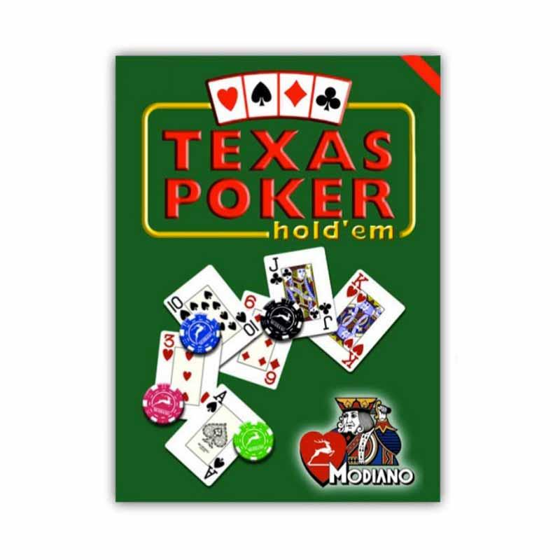 Покер карти Texas Hold'em Poker