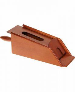 Дървена обувка за карти