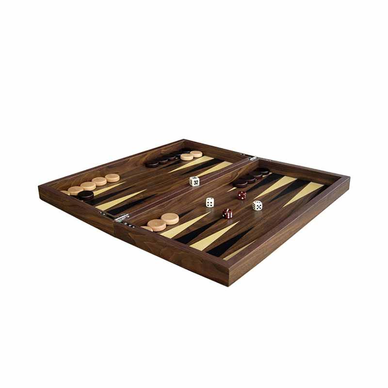 Дървена табла за игра