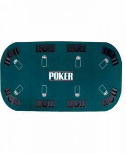 Сгъваем плот за покер за 8 играча