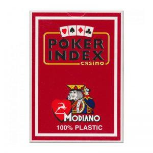 Карти Модиано Poker Index Casino