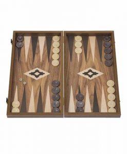 Дървена табла цвят орех