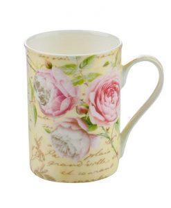 Нежна чаша MUG класик Рози