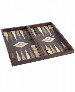 Дървена класическа табла Венге