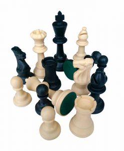 Пластмасови фигурки за шах 95мм