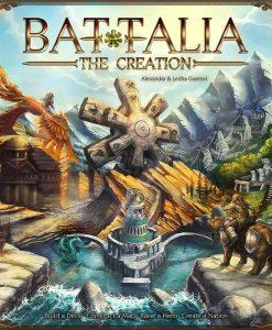 Баталия - Сътворяване