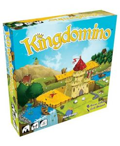 Кингдомино (Kingdomino)