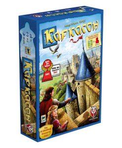 Каркасон - Базова игра (Carcassonne)