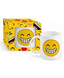 Чаша MUG Емотикон Смях