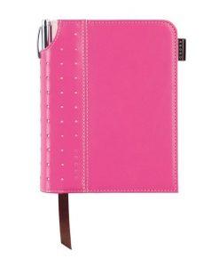 Тефтер А6 Cross Signature Pink