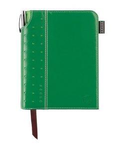 Тефтер А6 Cross Signature Green