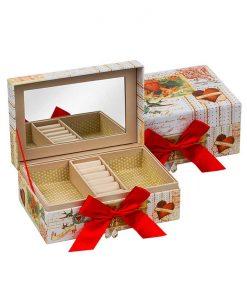 Кутия за бижута Ангели