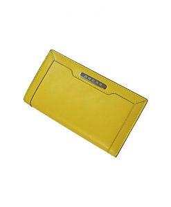 Дамски портфейл жълт Cross Nappa Natural