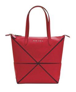 Дамска чанта червена Cross Origami Collapsible
