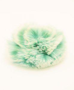 Брошка Синьо-Зелена