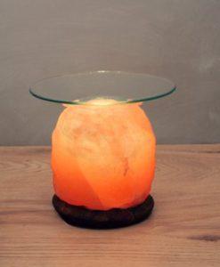 Арома-лампа от Хималайска сол