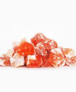 Плик с Хималайска сол на едри кристали