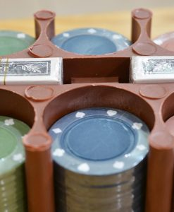 Покер комплект 200 покер чипа