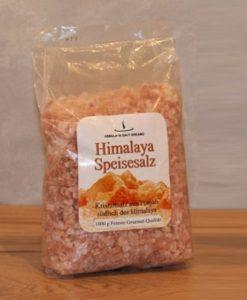 Плик с Хималайска сол - едра