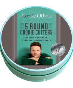 JAMIE OLIVER Комплект от 5бр форми за десерти - кръгли