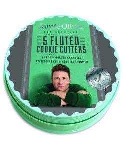 JAMIE OLIVER Комплект от 5 бр вълнообразни форми за десерти и ястия