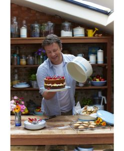 JAMIE OLIVER Комплект от 2 кутии за торта с капак