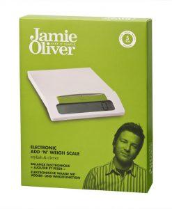 JAMIE OLIVER Електронна кухненска везна