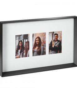 "PHILIPPI Рамка за снимки ""COLLEGE "" - за 3 снимки 10х15см."