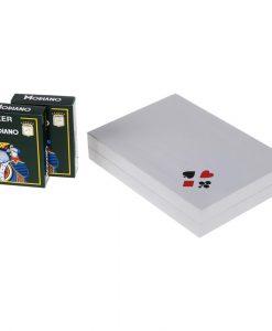 Дървена кутия с покер карти Modiano
