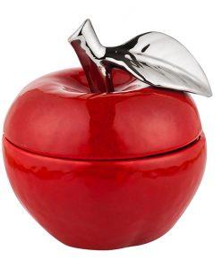 Фруктиера червена ябълка в три размера