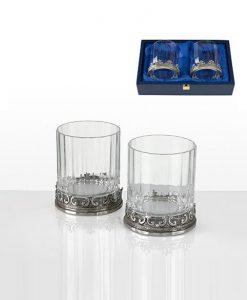 Комплект от 2 чаши за уиски