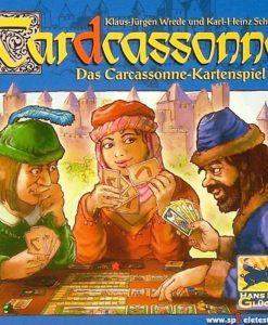 Cardcasonne