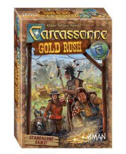 Carcassonne - Gold Rush