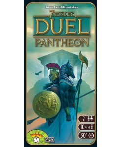 7 Wonders - Duel Pantheon EXP