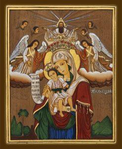 Икона Пресвета Богородица