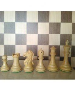 Шахматни фигури индийски палисандър