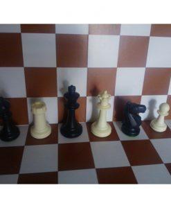 Шахматни фигури средно утежнени