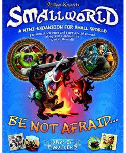 Small World Be Not Afraid Разширение
