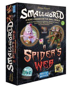 Smallworld A Spiders Web