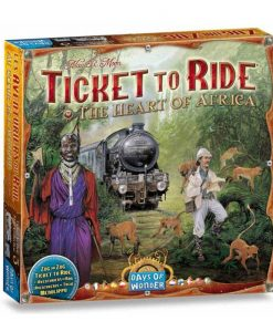 Ticket To Ride Heart Of Africa