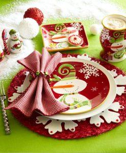 Коледни чаши и сервизи