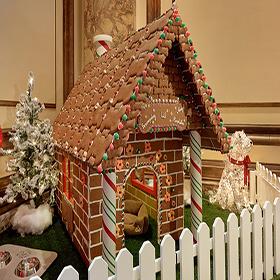 Коледни къщички