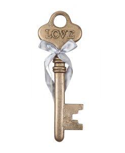 ключ за стена с панделка