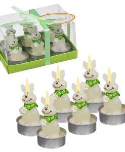 кутия великденски свещи