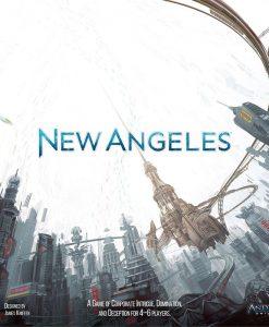 настолна игра new angelis