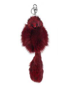 Ключодържател лисица бордо - онлайн магазин Подаръци Дейзи