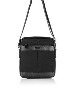 Мъжка средна чанта SILVER FLAME - онлайн магазин Подаръци Дейзи