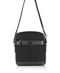 Мъжка малка чанта SILVER FLAME - онлайн магазин Подаръци Дейзи