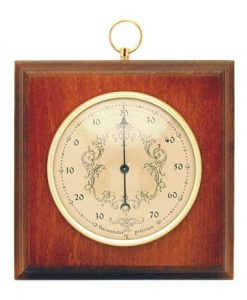 Термометър за стена